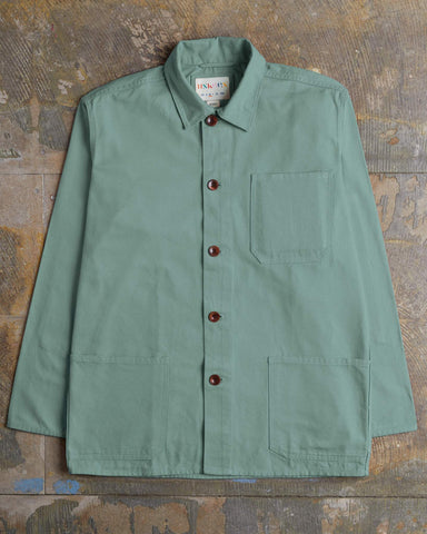 Button work shirt Jade