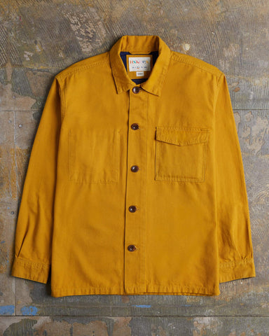 Single Pocket Shirt YELLOW