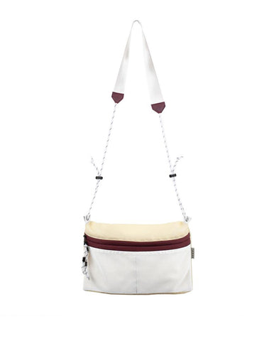 Sacoche Bag Large Butter/Cream/Jelly