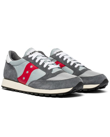 Jazz Original Vintage Grey/Red