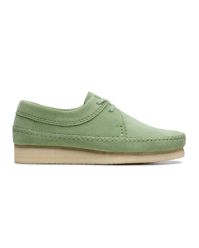 Weaver Shoe Cactus Green
