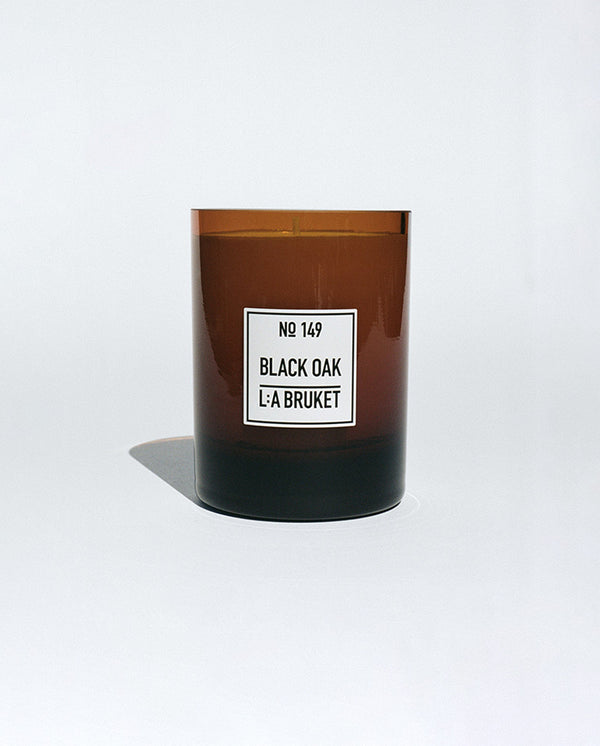 Scented Candle #149 Black Oak