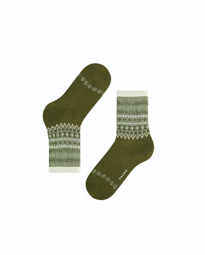 Fjord Nordic Sock GREEN