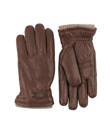 Utsjo Gloves Chestnut