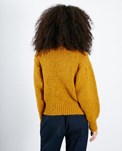 Dotty Turtleneck Knit AMBER