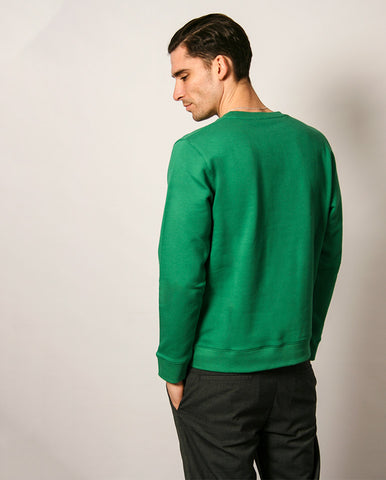 Vagn Classic Sweat GREEN