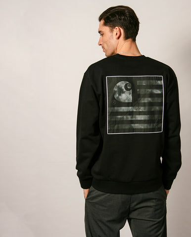 State Chromo Sweat BLACK
