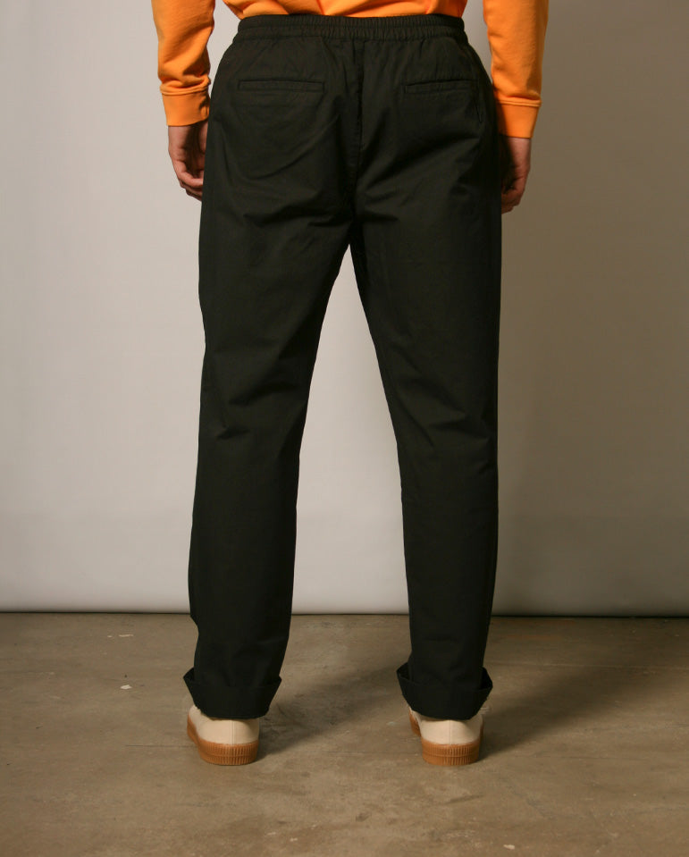 Loom Pants Soft Black