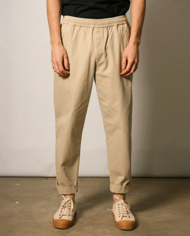 Drawcord Assembly Trousers Stone