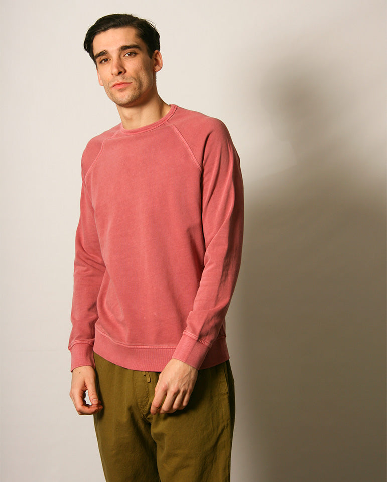 Schrank Raglan Sweat PINK