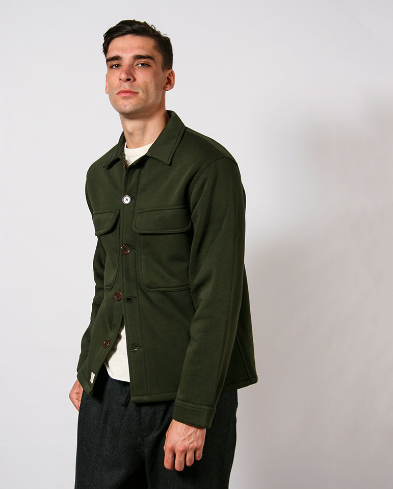 Normsk Jacket MILITARY GREEN