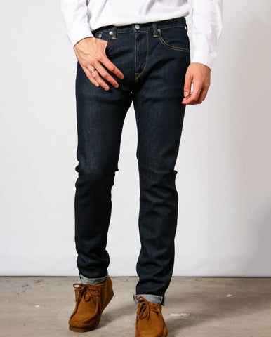 Kaihara Stretch BLUE RINSE jeans