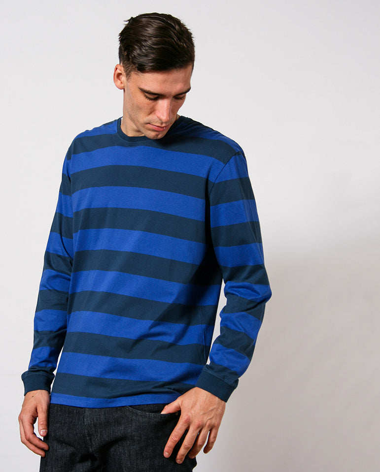 Bealy BLUE Stripe t-shirt
