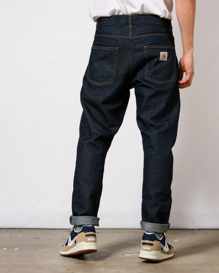 Newell Jean Blue Rinsed