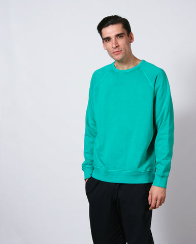 Schrank Raglan Sweat GREEN