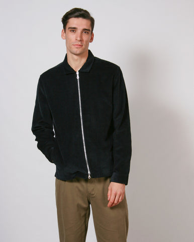 Signal Cord Jacket CHARCOAL