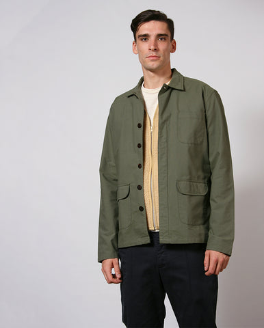 Ramos Forest Green Over shirt