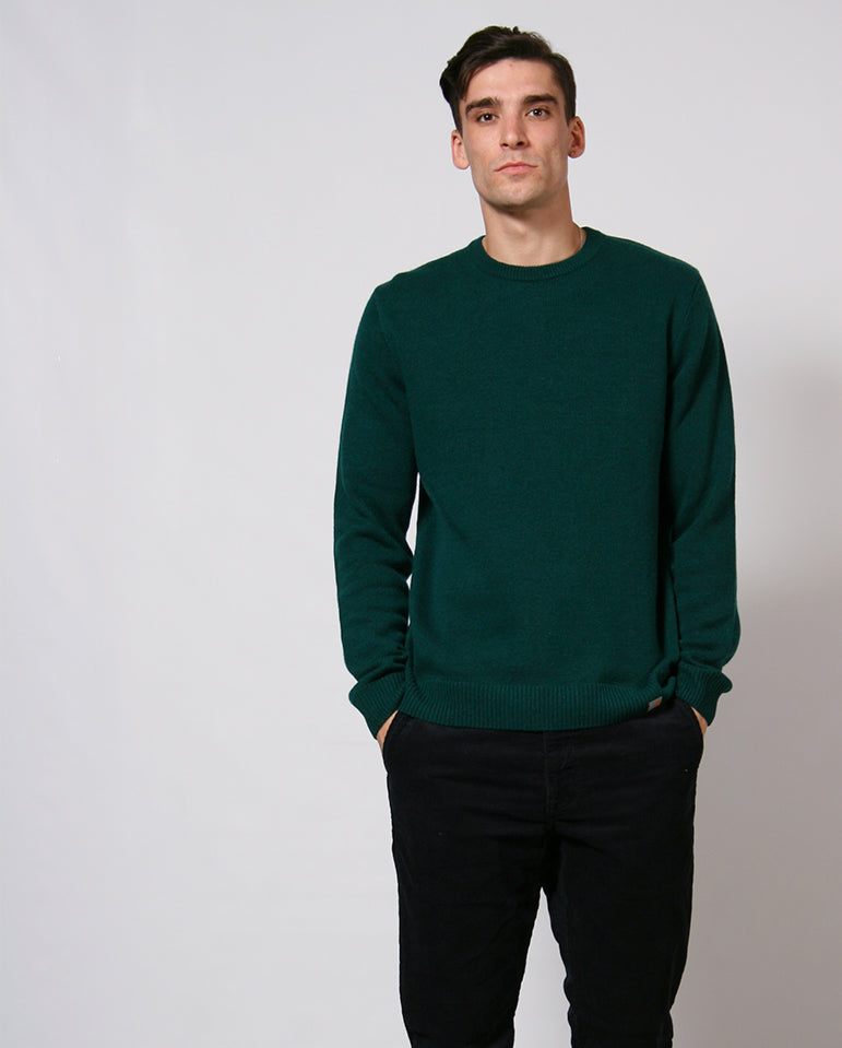 Allen Sweater DARK GREEN