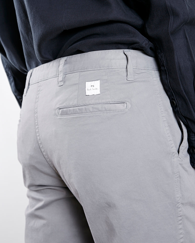 Mid Fit Chino GREY