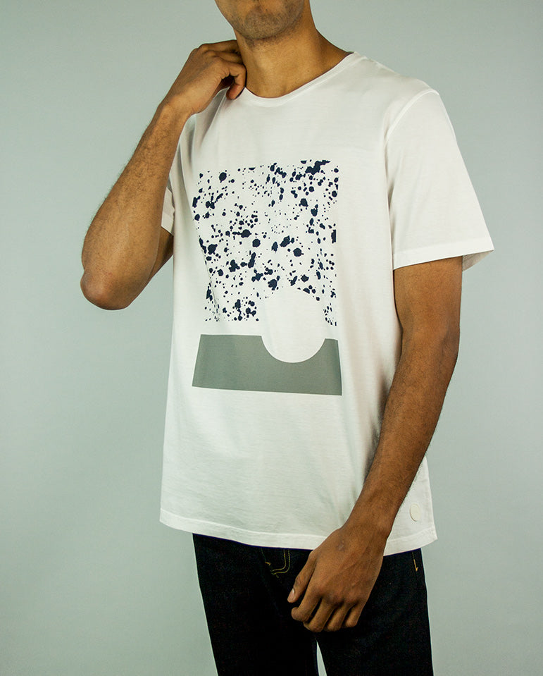Sulka Graphic T-Shirt White
