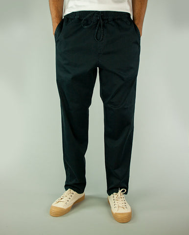 Drawer String Trouser Navy