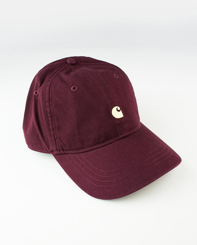 Madison Logo Cap Claret