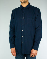 Teca Shirt Navy Blue