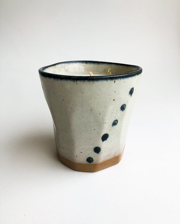Japanese Ama dot Candle