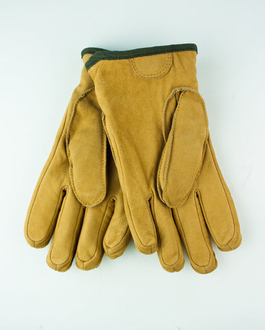 Tived Gloves Tan
