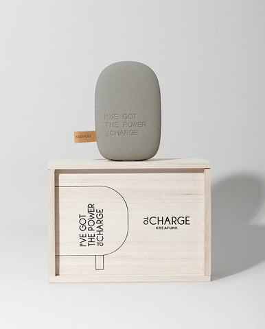TOCharge Power Bank Grey