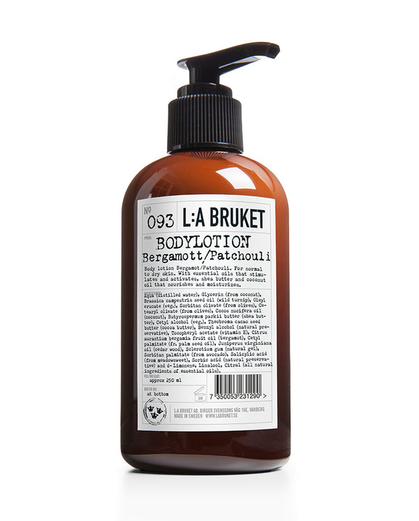 Body Lotion - Bergamot