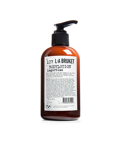 Body Lotion - Lagerblad