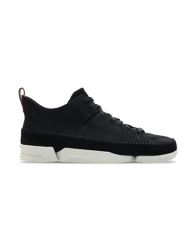 Mens Trigenic Flex Black Nubuck