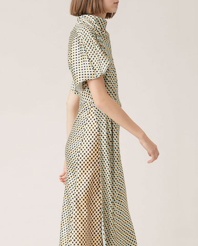 Rhode Gingham Dress