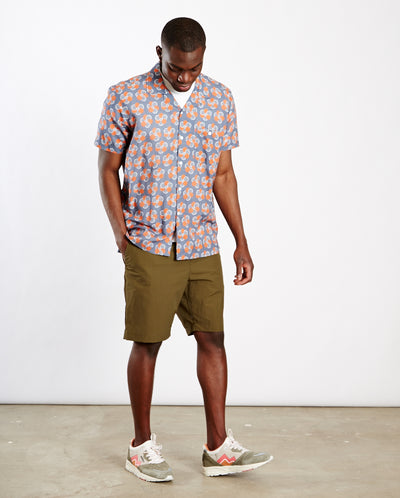 Selleck Floral Shirt