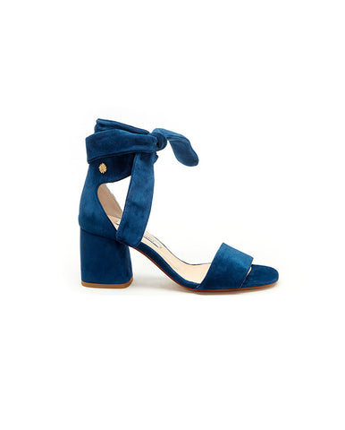 Selene Sandal Denim Blue