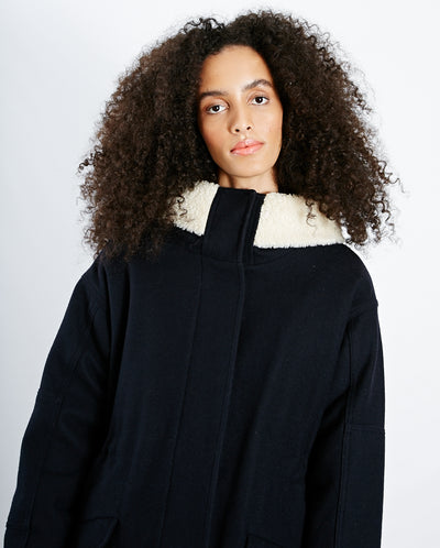Sundance Coat NAVY