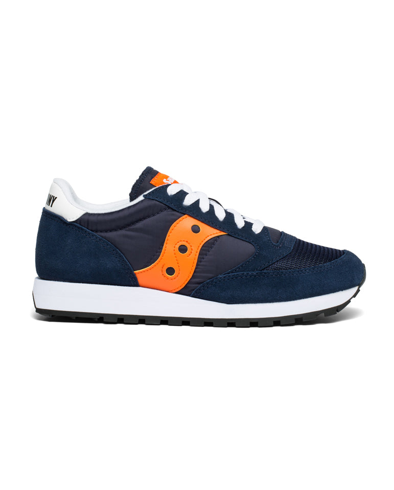 Jazz Original Vintage Navy/Orange