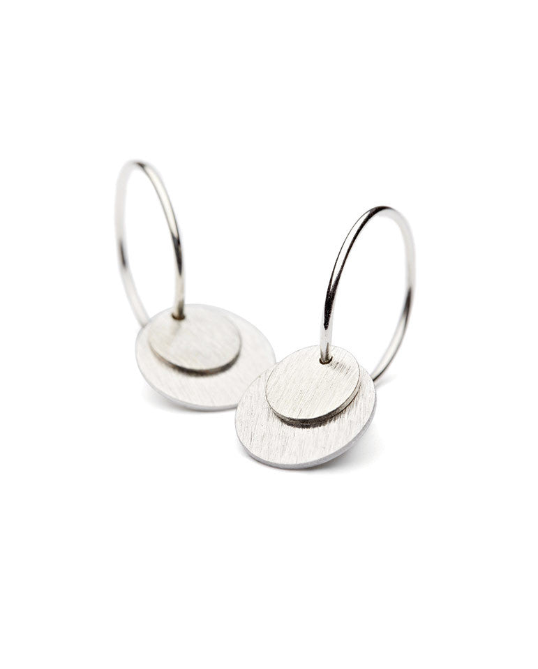 Small Coin Earing