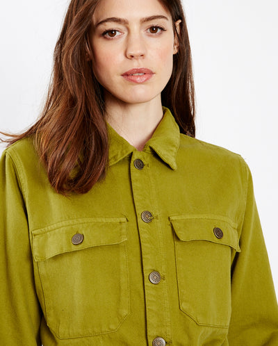 Tineborow Jumpsuit Army Green