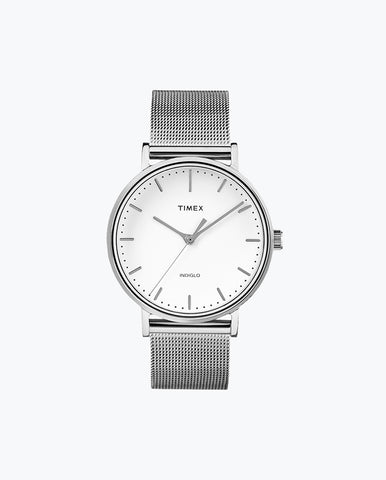 Fairfield Mid Size silver watch