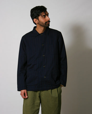 Bakers Overshirt DENIM INDIGO