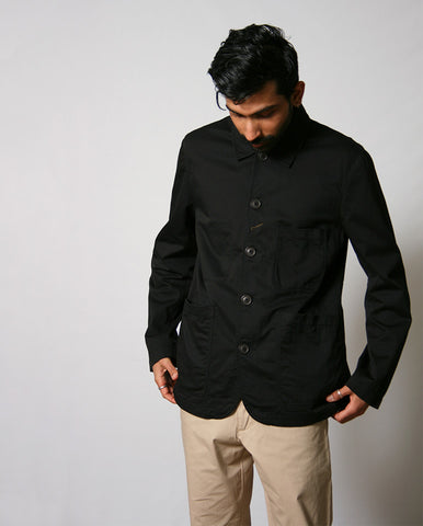 Bakers Jacket BLACK