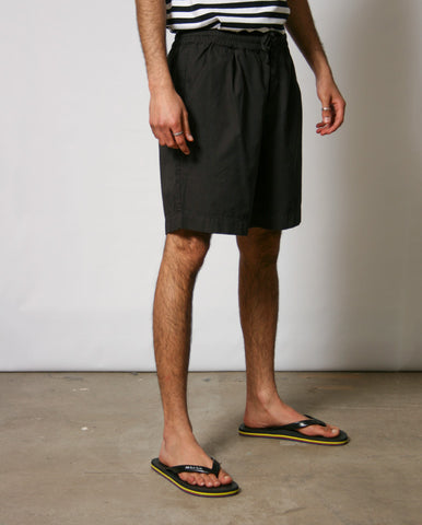 Loom Shorts Soft Black