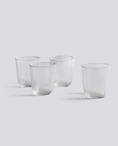 Tela Tumbler Medium Clear