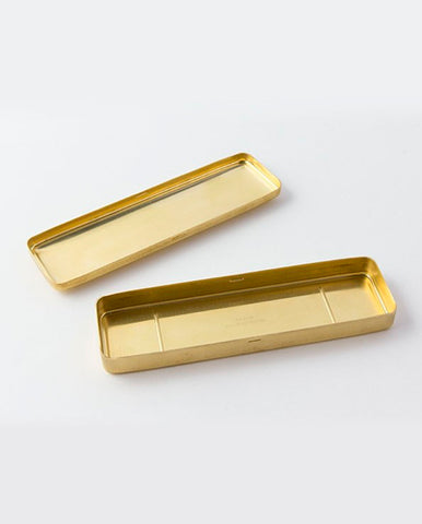 Brass stationary case