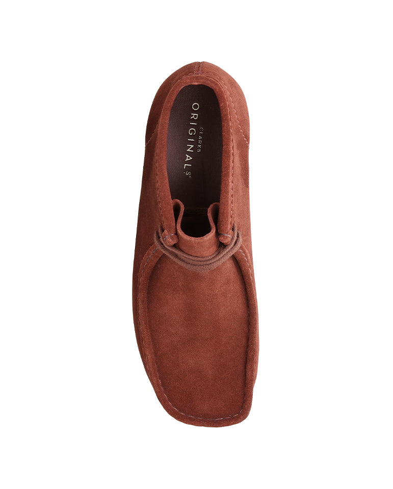 Wallabee boot Nut Brown
