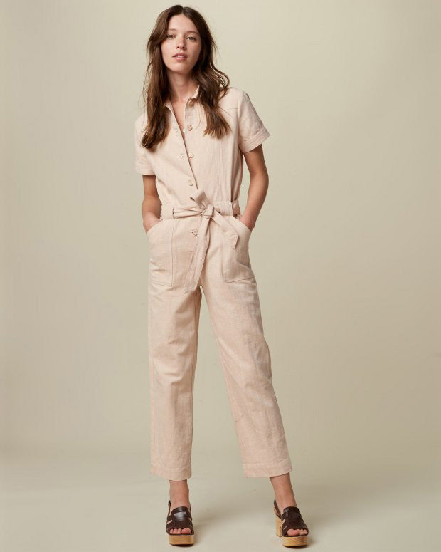 Desert cloud Jumpsuit Rose pink