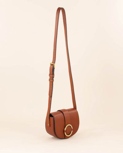Minitessao Satchel Tan
