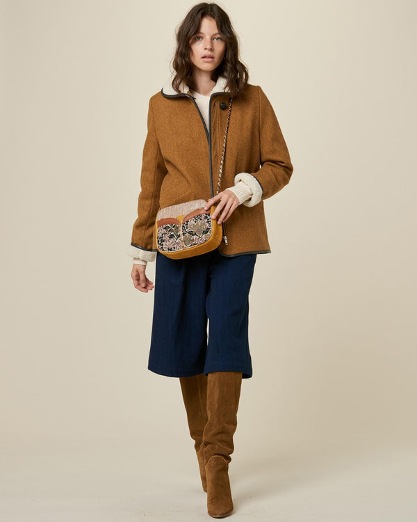 Paolo Jacket Mapple Tan